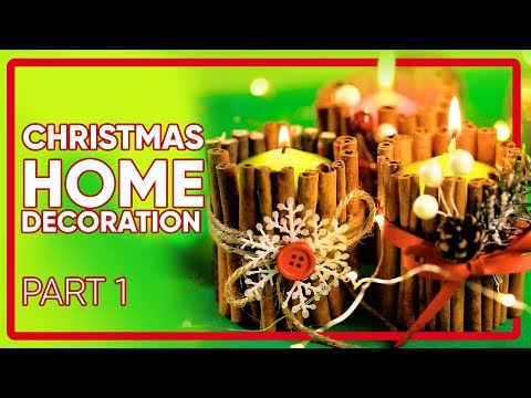 Decorating your home for Christmas and New Year's. Tips and Tricks