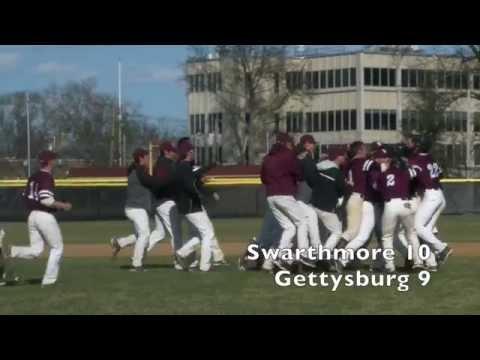 BSB: Swarthmore vs Gettysburg
