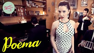 Orquesta Romantica Milonguera - Poema - con Magdalena Gutierrez y German Ballejo