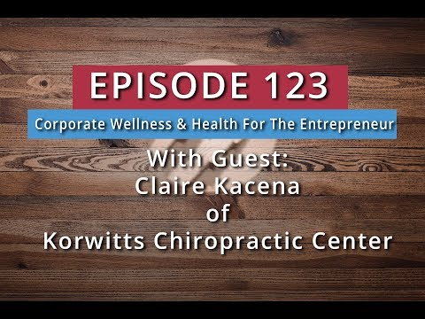 Watch 'Corporate Wellness & Health for the Entrepreneur - YouTube'