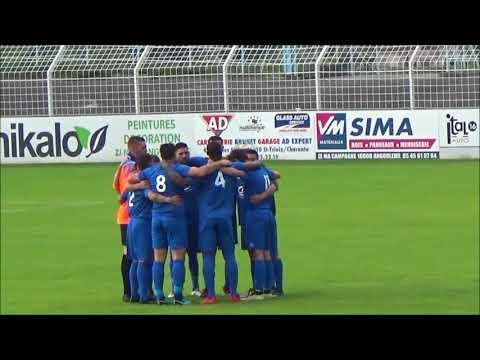 Finale de la Coupe de Charente 2018