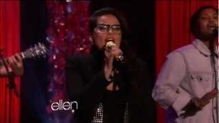 K'naan  feat. Nelly Furtado (Live The Ellen DeGeneres Show 2012.03.22)