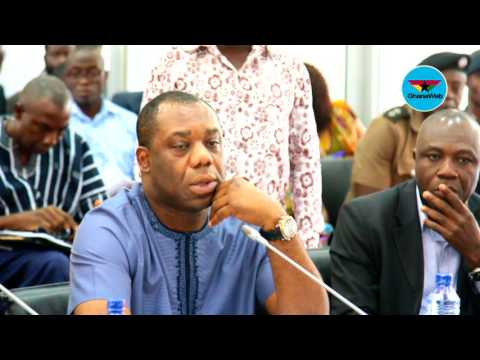 Highlights: Education Ministry, GES appear before Public Accounts Committee