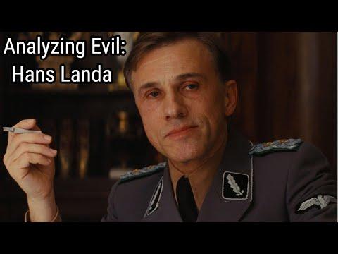 Analyzing Evil: Hans Landa