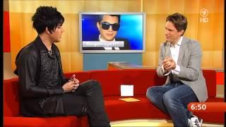 Download Lagu Adam Lambert - ARD Morgenmagazin Televised Interview, Germany 2010-04-29 Mp3