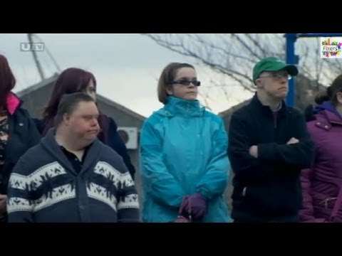 A team of Fixers from Ballymoney hope their suggestion for making traffic junctions safer for disabled pedestrians gets the green light. This story was broadcast on UTV Live in February 2014.