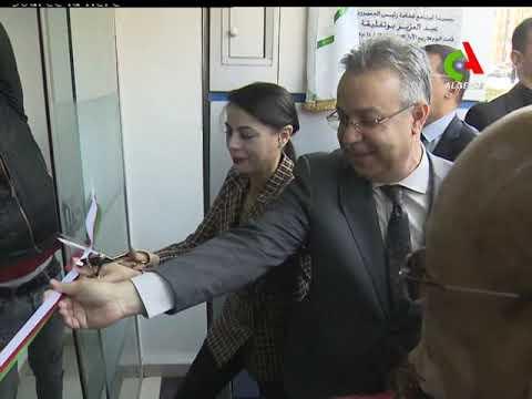 Alger: voici les projets innaugurés par le ministre de l'habitat et Houda-Imane Faraoun