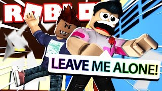 He BULLIED Me On My FIRST DAY of School  Roblox High School Roleplay