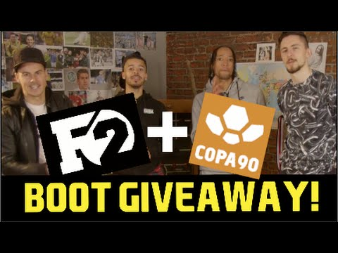 boot - Subscribe to Copa90: https://www.youtube.com/user/Copa90football/subscribe Copa90 is the football channel that knows there is no final whistle. Pitch, laptop, or console, the game never stops....