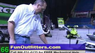 6. 2011 Arctic Cat Z1 Turbo Sno Pro LE