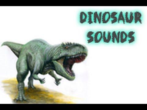 Video of Dinosaur Sounds