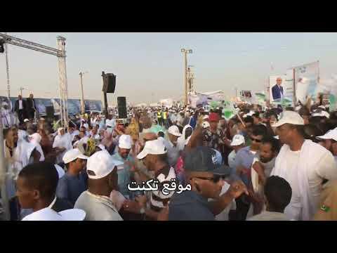 بالفيديو.. لحظة إجلاء فتاة أغمي عليها في مهرجان غزواني