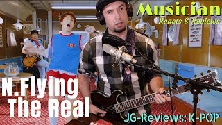 Video MUSICIAN REACTS | N.Flying - The Real | JG-Reviews:K-pop MP3, 3GP, MP4, WEBM, AVI, FLV Juli 2018