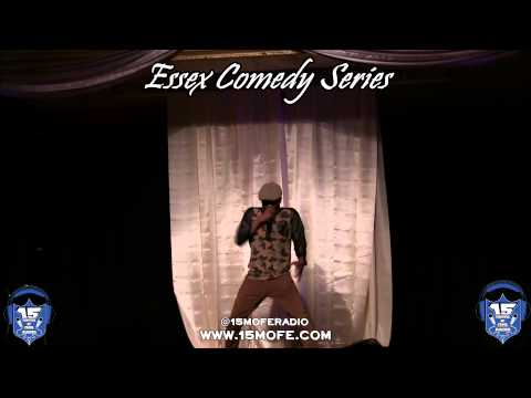 {Comedy} Smokey Suarez Live at the Essex Comedy Series (Part 2)