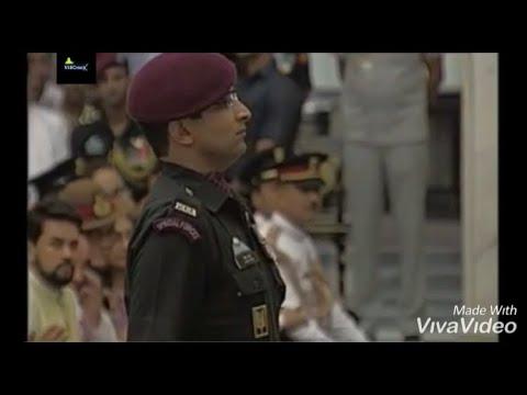 Surgical strike real hero awarded    uri attack   speech