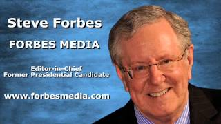 Interview with Steve Forbes, Chairman & Editor-in-Chief of Forbes Media - Segment 1