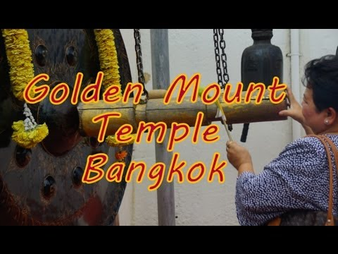 Wat Saket Golden Mount Temple