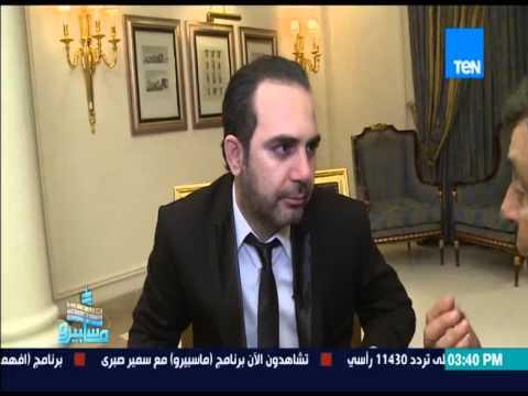 """وائل جسار: """"العندليب"""" وتامر حسني أهم مطربين نجحا في التمثيل"""