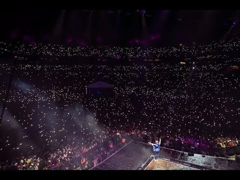 Cassper Nyovest makes history and fills up Fnb Stadium with 68000 people!