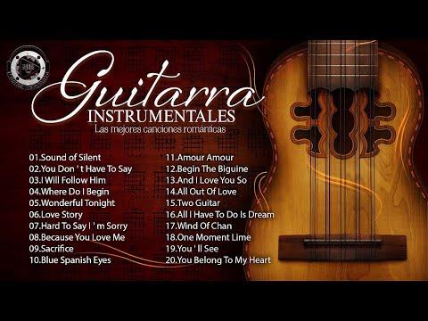 Guitarra Clasica Instrumental - Grandes Éxitos Instrumentales De Todos Los Tiempos