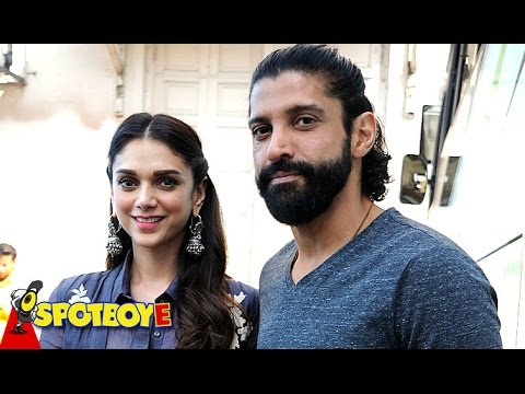 Aditi Rao Hydari NOW a part Farhan's Family?