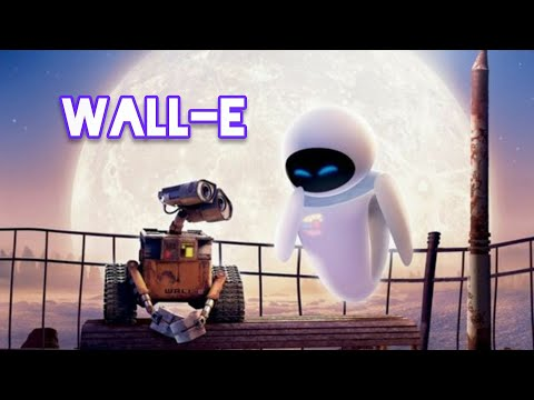 Wall-E (2008) 4 minutes Review & Summary (Movie Spoiler Alert)
