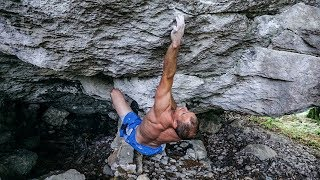 NEW Chamonix Boulder Discovered by Matt Groom