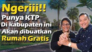 Download Video Wow!! Punya KTP di kabupaten ini bisa punya rumah | ft: Bupati Bpk I Nyoman Giri Prasta MP3 3GP MP4