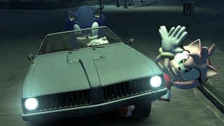 I'm not proud of this.Mods are: http://www.gta4-mods.com/script/simple-trainer-version-65-f2115http://www.gta4-mods.com/player/sonic-the-hedgehog-pack-f24038