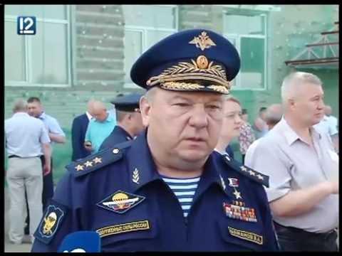 В 242 учебном центре ВДВ почтили память десантников..