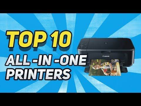 ▶️  Best All In One Printers  In  2018