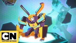 Transformers Cyberverse | The False Memory Trap | Cartoon Network