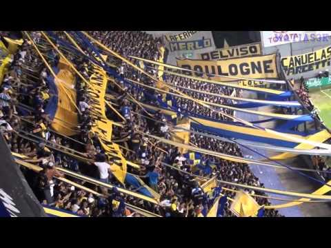Boca Fluminense Lib12 / Daria la vida por un campeonato - La 12 - Boca Juniors