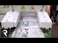 ROQ Fold, ROQ Pack and ROQ Stack Automatic Folding Machine