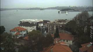 Sydney Webcam Time Lapse for Sat, 16th June 2012