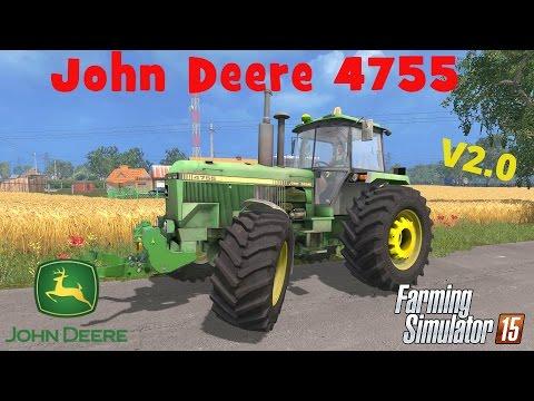 John Deere 4755 v2.0