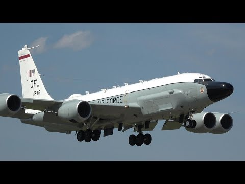 1. USAF Boeing RC-135 Reconnaissance...