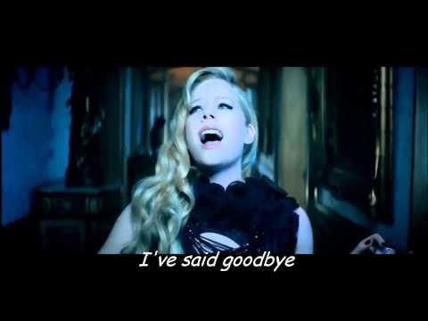 Avril Lavigne – Let me go [Lyrics]