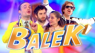 Video Balek - Des gifles et des lettres MP3, 3GP, MP4, WEBM, AVI, FLV September 2017