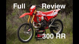 2. 2017 Beta 300 RR Real World Full Review | Episode 303