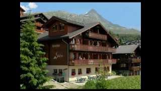 Bettmeralp Switzerland  city pictures gallery : Bettmeralp - Hotel Slalom, Wallis, Switzerland