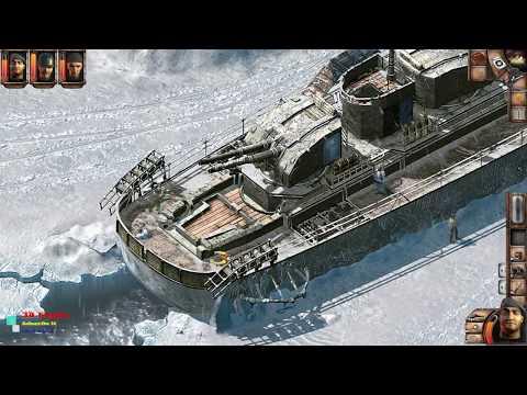 Commandos 2 - HD Remaster  Mission:- WHITE DEATH + Bonus Books