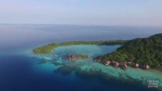 Best Tropical Island in Southeast Asia: Bawah Island, Anambas!