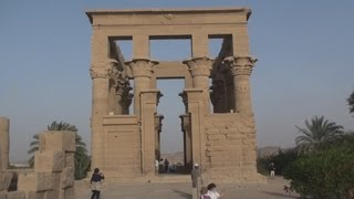 Philae Temple Of Isis And Trajan's Kiosk - Egypt