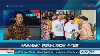 Video Relawan Gatot Nurmantyo Deklarasikan Dukung Jokowi-Ma'ruf Amin MP3, 3GP, MP4, WEBM, AVI, FLV November 2018