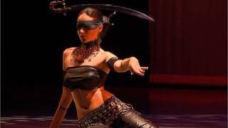 "Irina Akulenko - ""Justice"" from ""Tarot - Fantasy Belly Dance"" DVD - WorldDanceNewYork.com - YouTube"