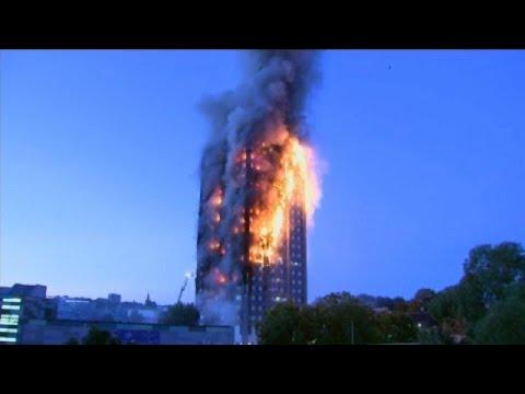 Βρετανία: Η έκθεση για τον Πύργο Γκρένφελ