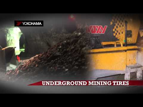 YOKOHAMA OTR Underground Mining