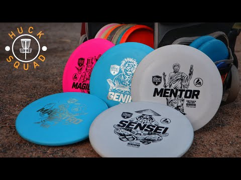 ~First Look~ at the New Discmania Active Line!
