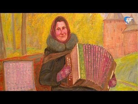 В Музее изобразительных искусств открылась 7-я выставка Галины Филипповой